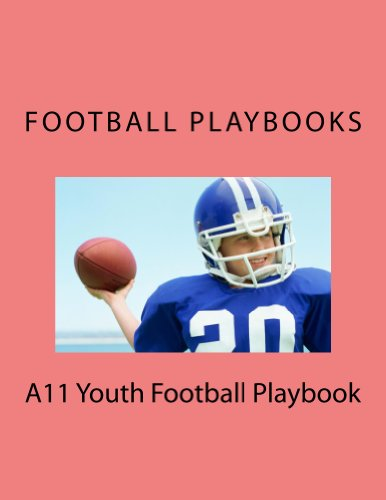 A11 Youth Football Playbook Sports   Outdoors