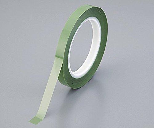 アズワン 金メッキ用マスキングテープ 12.7mm×0.061mm×66m 11本 /2-2277-51