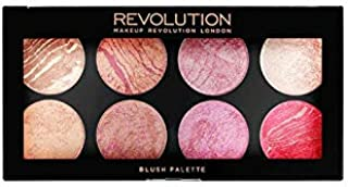 revolution blush palette queen