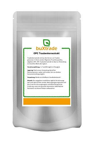 OPC Traubenkernextrakt | OPC | natürliche Antioxidans | Traubenkern | Extrakt | Buxtrade | Verschiedene Mengen (5 kg)