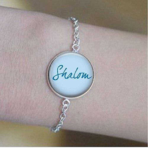 stahpk Shalom - Hanukkah bracelets, bracelets