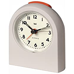 Bai 569.LA Pick-Me-Up Alarm Clock, Landmark White