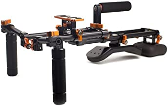Jag35 KSRPRO Shoulder Rig Pro for DSLR (Black/Orange)