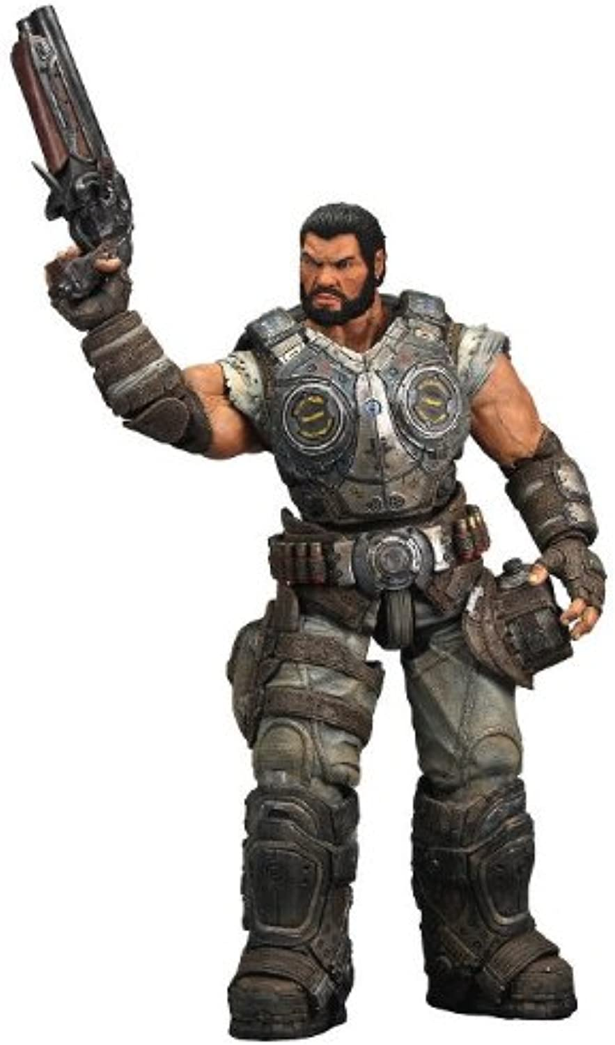 Gears of War 3 Series 2 Dominic Santiago Action Figure