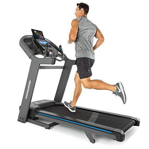 Horizon Fitness Advanced Training Studio Treadmill