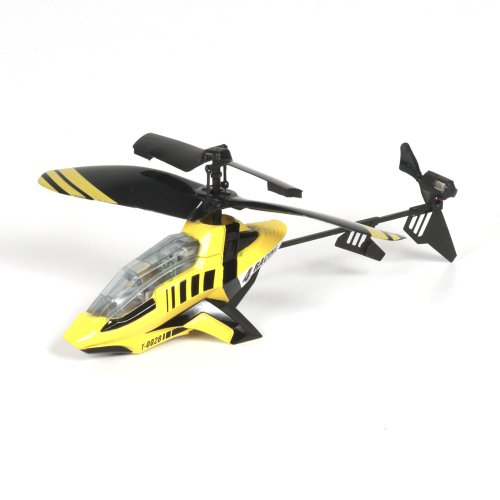 Air Raiders 80051–Swivel Nanocoptero Speed RC Hubschrauber 2-Kanal Innenraum (Silverlit)