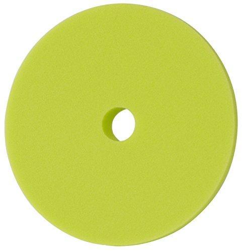 Menzerna 150mm Polierschwamm Rot Gelb grün Blau Polier Foam Pad Variante wählbar! (150mm GRÜN Soft Cut Foam Pad)