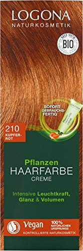 Logona Bio PHF Creme 210 kupferrot (2 x 150 ml)