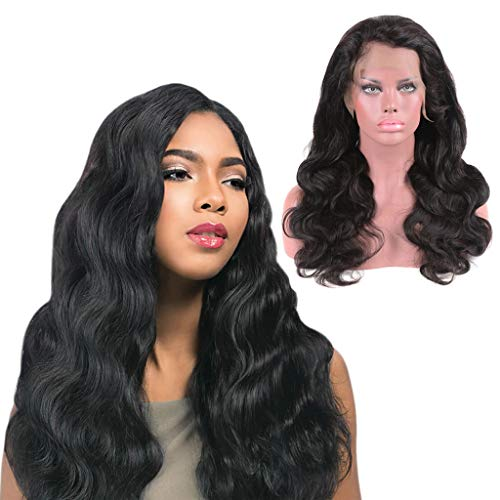 ZHENYANG Big Wave Wig Long Wig In The Micro-volume Wig Female Wig Fashion Wigs Realistic Wig (Size : 10 inch)