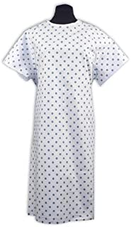 Deluxe CUT Hospital Gown , Demure