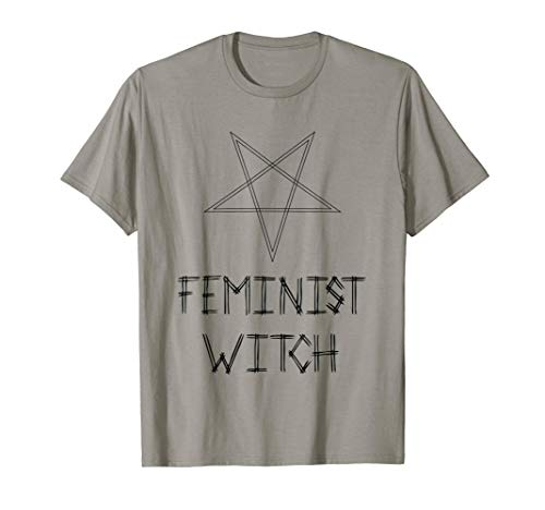 Bruja feminista Camiseta