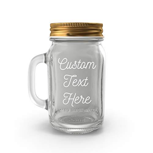 monogrammed mason jars - 3