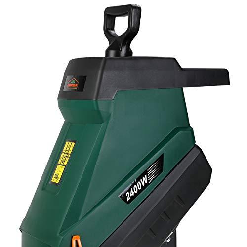 Gardebruk Astilladoras, trituradoras y máquinas para mulching