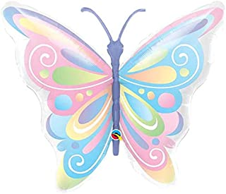 "40"" Beautiful Butterfly Shape Mylar Balloon"