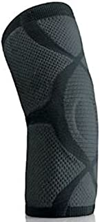 FLA Orthopedics 7588829 Pro-Lite 3D Knee Support Charcoal, XL