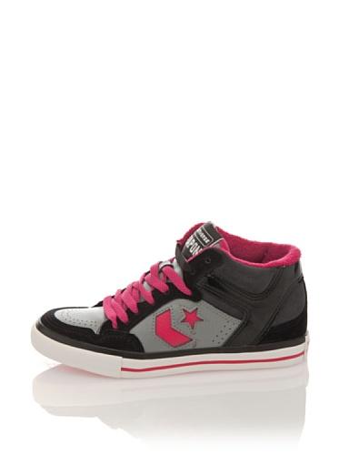 Converse Sneaker Schwarz/Grau/Pink EU 37.5
