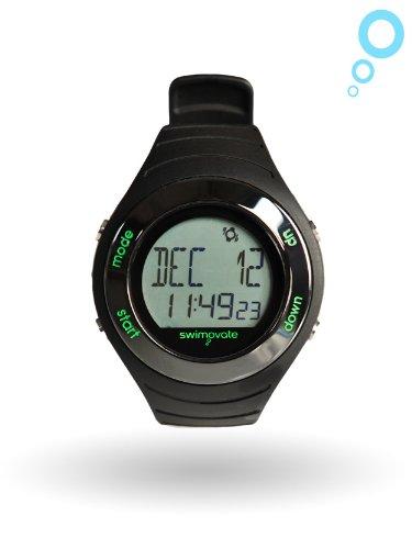 2016 Swimovate PoolMateLive Swim Watch in Black