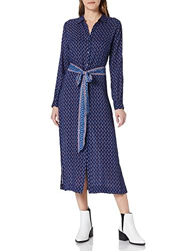 Pepe Jeans Damen NINA Kleid, 0aamulti, Small