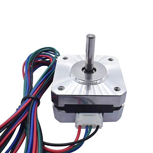 F-MINGNIAN-TOOL, 1/3/5 stks 4-lead Nema 17 Stepper Motor 42 Motor 42BYGH 1.0A CECNC Laser En 3D Printer Motor Cnc Onderdelen