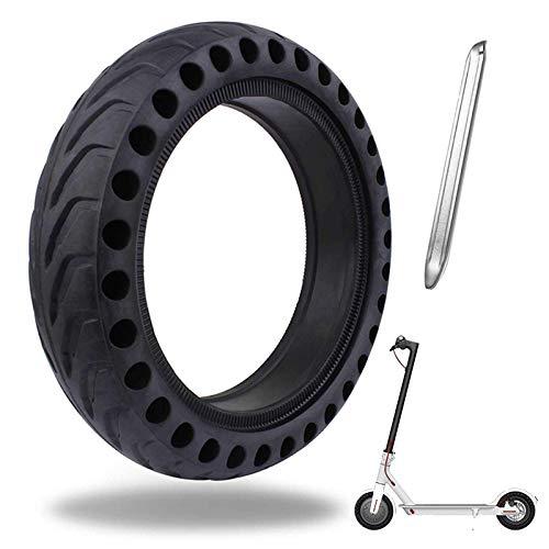 OUXI Xiaomi M365 Reifen, 8,5 Zoll Ersatzreifen Solid Reifen Mit 1 Montagewerkzeug Für Mijia Mi Xiaomi M365/M365 Pro Elektro-Scooter Vollgummi Tyre Reifen, 8.5 Zoll Ersatzräder(1 pcs)