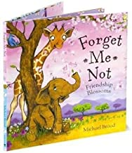 Forget Me Not Friendship Blossoms - Michael Broad