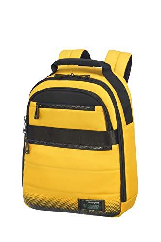 Mochila Samsonite amarilla