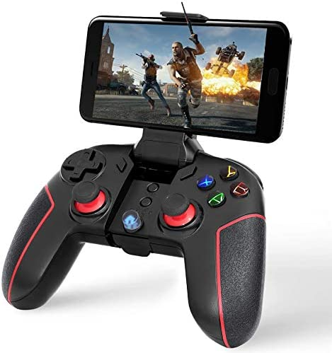 Sinfox Mobile Game Controller 2 4G Wireless Gaming Controller Dual Vibration Bluetooth Game product image