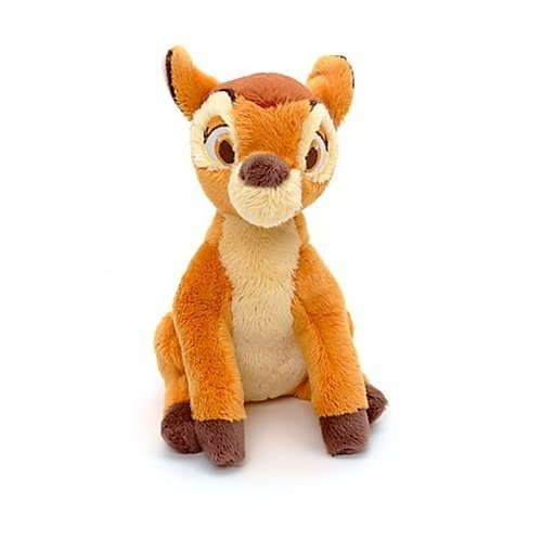 BAMBI PLUSH BEAN FILLED DISNEY TOY