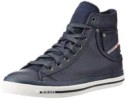 Diesel Herren Magnete Exposure I Hohe Sneaker, Blau (T6065-Blue Nights PR052), 41 EU