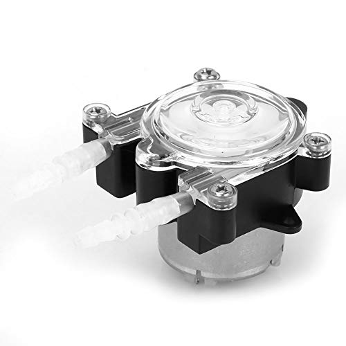 DC 6V Peristaltikpumpe, professionelle Labor-Aquarium-Mikropumpe für die biochemische Analyse Pharmazie, 32 * 23 mm(#3)