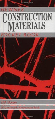 Newnes Construction Materials Pocket Book