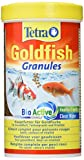 Tetra Goldfish Granules Aliment Complet en granulés flottants pour Poissons Rouges/Poissons eau froide Multicolore, 500ml