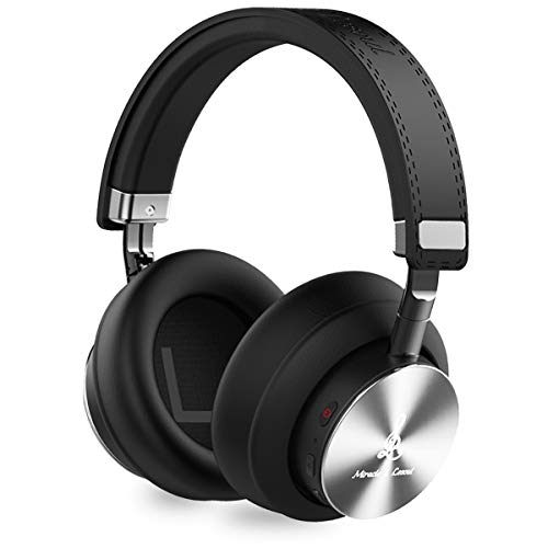 Miracle&Lesoul A7 Over Ear Bluetooth Headphones with...