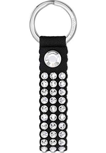 Swarovski Unisex Llavero Power Collection 5534018 Schlüsselanhänger, Black (schwarz), Einheitsgröße