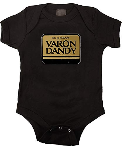 Camisetas EGB Body Bebé Varón Dandy ochenteras 80´s Retro