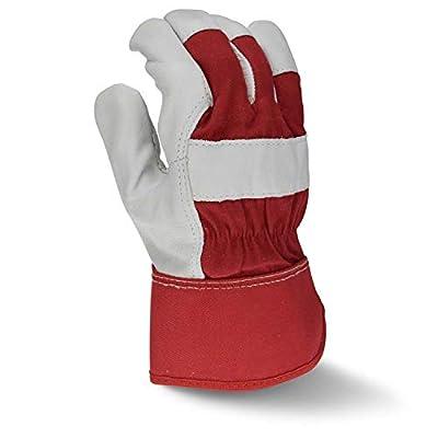 Radians RWG3700M Premium Grain Goatskin Work Glove