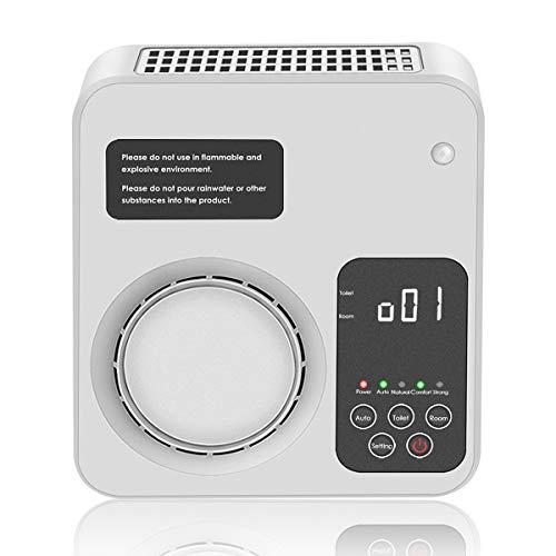 Generador de ozono ionizador de aire mejorado