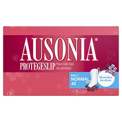 Ausonia Normal Protegeslips - 40 Unidades