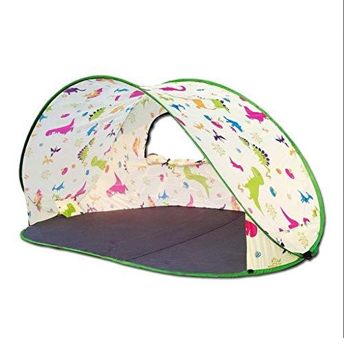 Uitstapje Udstyr, strandtent voor kinderbescherming Automatisch Opvouwbaar Draagbare Pop up Tent, Kejing Miao