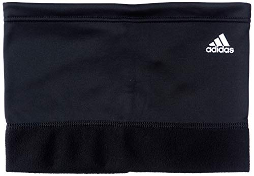 adidas Erwachsene Schal Climawarm, Black/Reflective Silver, OSFM, DM4409