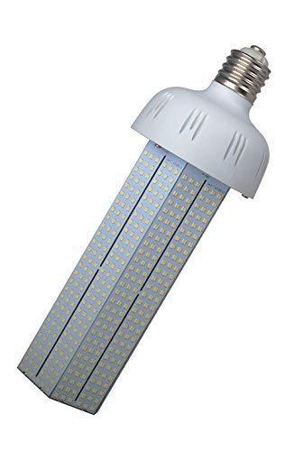 YXH® E40 Bombilla LED 120W lampara ahorradora de energia 6000k lámpara led luz Ac100-300V iluminación exterior interior LED bulbo Incandescente para Oficina,Taller, Almacenar luces (15600LM)