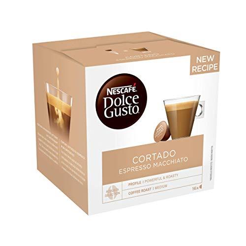 Nescafé Dolce Gusto Café Cortado Espresso Macchiato - 16 C