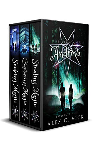 The Legacy of Androva: Books 1 - 3