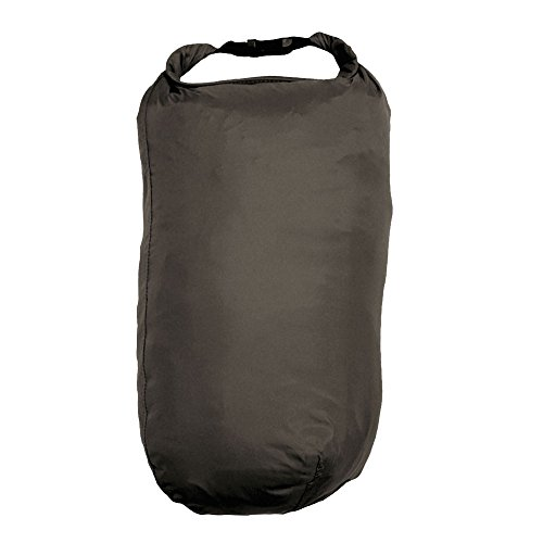 Exped Fold Dry XXS 5 Pack Drybag One Size Black