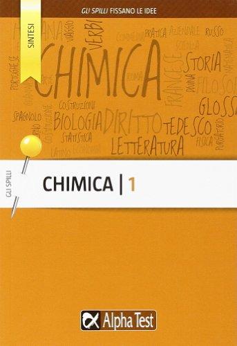 Chimica (Vol. 1)