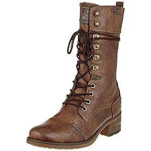 Mustang Ladies Boots Beige | DeHippies.com