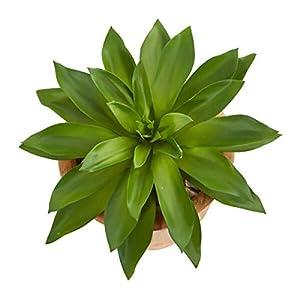 for Giant Succulent Artificial Silk Plant in Terra Cotta Planter Floral Décor Home & Garden