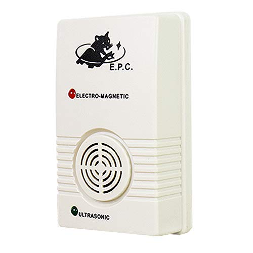 FSGD Mouse repeller, ultrasone thuis krachtige drive om te vangen muis nemesis interferentie elektronische kat anti-trap muis anti-robber artefact