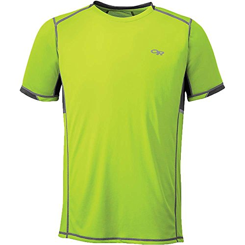 Outdoor Research Octane S/S Tee jolt/pewter L