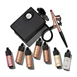Luminess Air Basic Airbrush System with Cosmetic Starter Kit